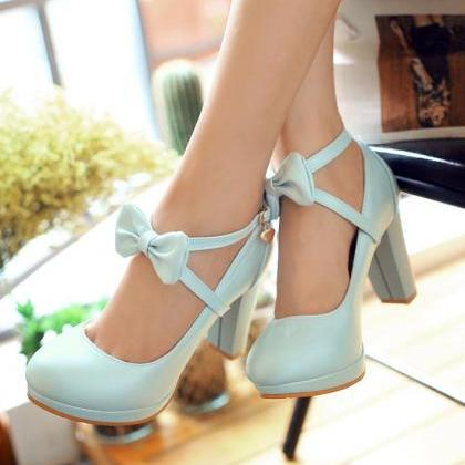 Gorgeous High Heels Fashion Pumps w..