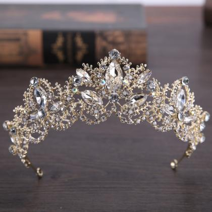 Beautiful Wedding Crown Party Tiara