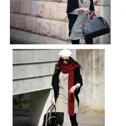 Stylish Loose Women's Cardigan Coat..