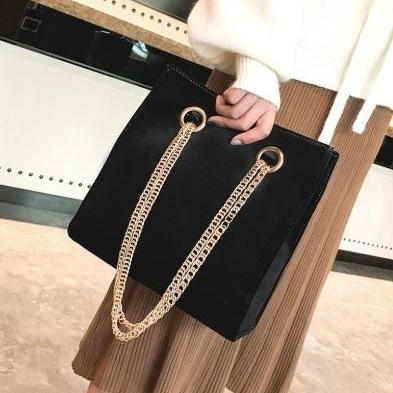 Classy Ladies PU Leather Messenger ..