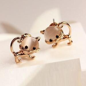 Adorable Kitty Earrings