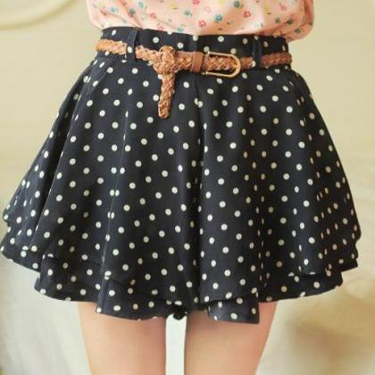 Adorable Polka dots Summer Chiffon ..
