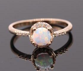 Beautiful Opal Zirco..
