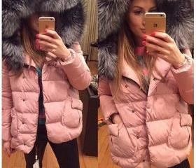 Faux Fur Hooded Wint..