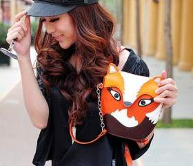 Owl and Fox Kawaii S..