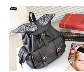 Angel Wings Black Ba..