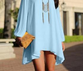 Gorgeous V neck Ligh..