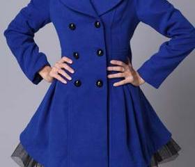 Royal Blue Double Br..