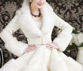 Luxury Faux Fur Deco..