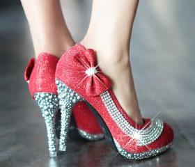 Red Rhinestone and B..