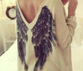 Loose Angel Wings Lo..