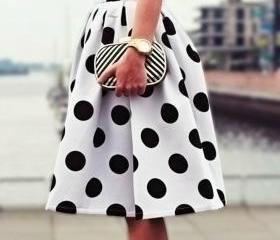 Adorable Polka dot S..
