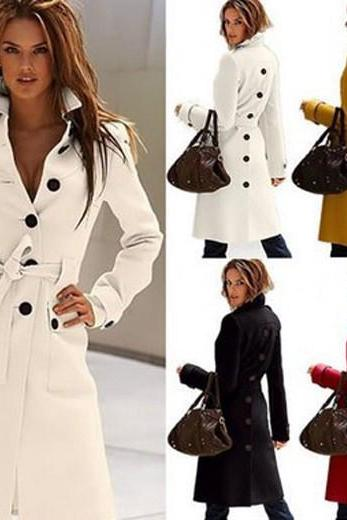 Classy Autumn and Winter Coat