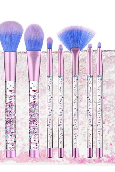 Gorgeous 7 Pieces Professional Makeup Brush Set