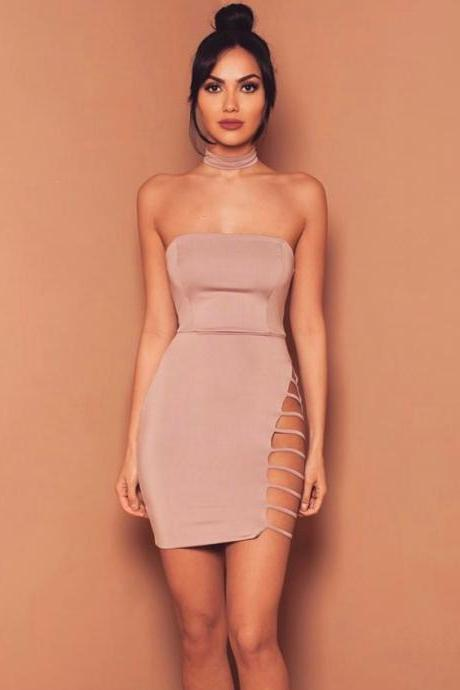 Sexy Off the Shoulder Bodycon Party Dresses