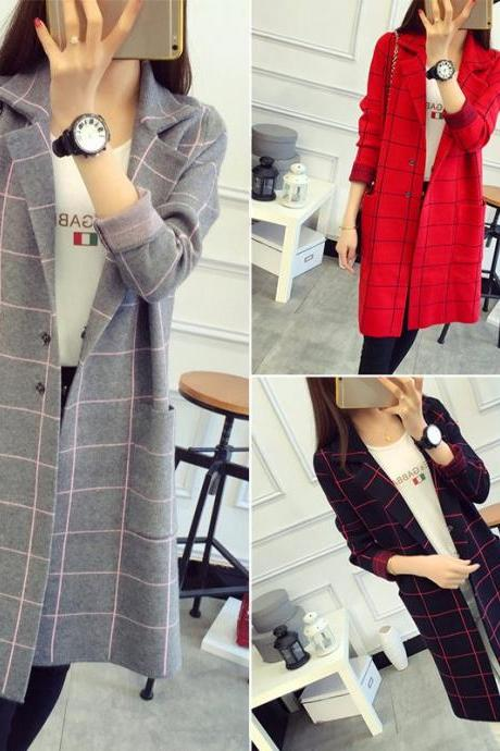 Loose Trench Winter Coats