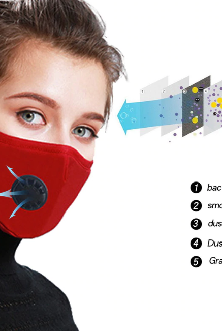 Anti Virus High Quality Reusable Washable PM2.5 Face Mask