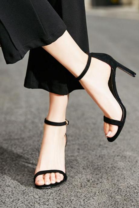 Sexy Stiletto heels Fashion Sandals