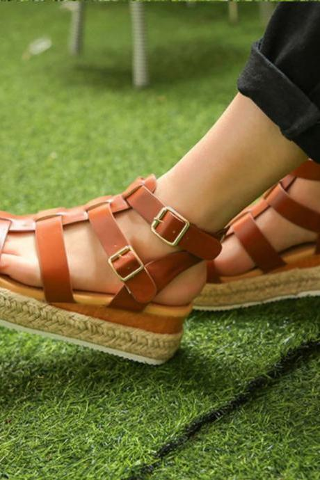 Women's Summer Gladiator Sandals