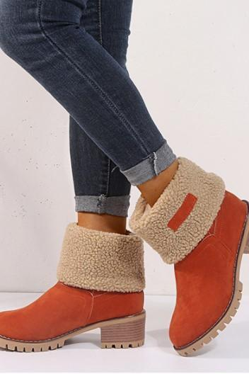 Chic Warm Winter Women's Boots