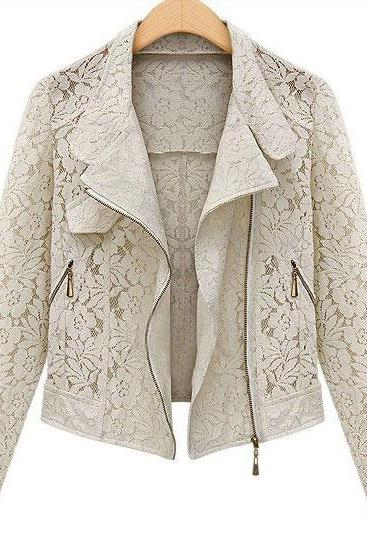 Beautiful Lace Coats