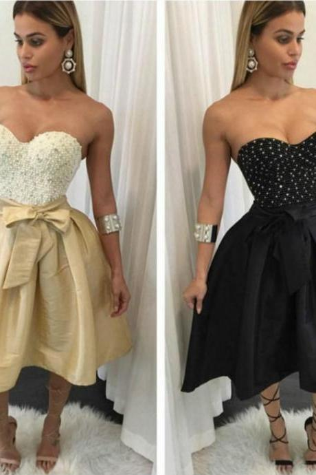 Retro High Waist Ball Gown Skirts
