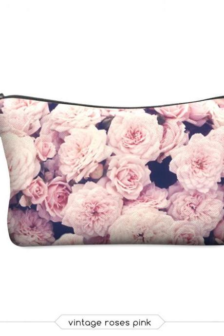 3D Printing Large Cosmetic Bag Fashion Women
