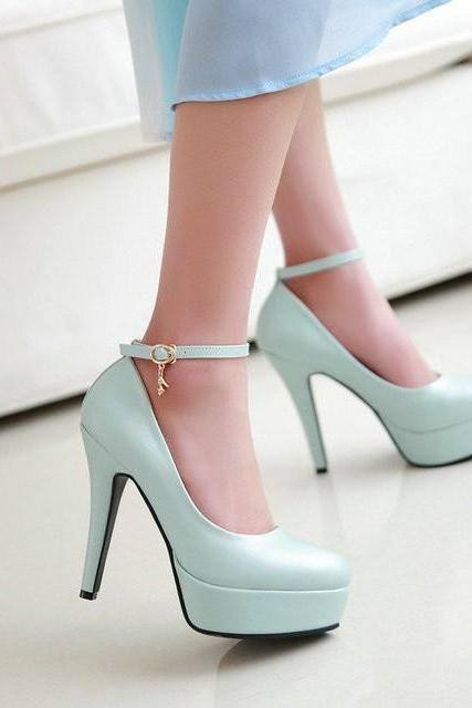 Elegant Women High Heels Fashion Shoes