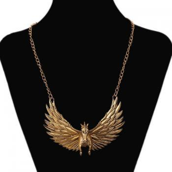 Beautiful Pegasus Necklace